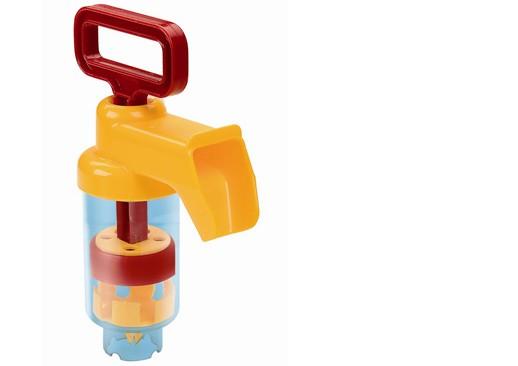 AQUAPLAY Wasserpumpe klein für runde Schleuse