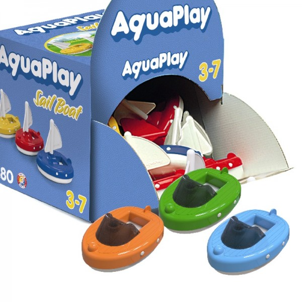 Aquaplay Boote und mehr - 1 Aquaplay Motorboot