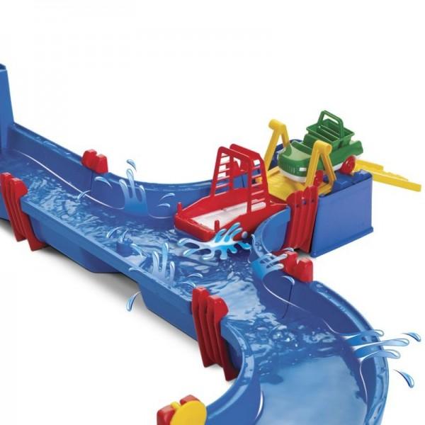 Aquaplay Fähre / Fährestation